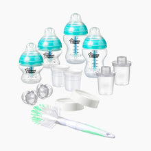 Load image into Gallery viewer, Tommee Tippee Advanced Anti-Colic Newborn Bottle Starter Set
