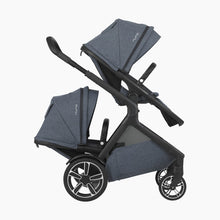 Load image into Gallery viewer, Nuna DEMI Grow Stroller + Sibling Seat