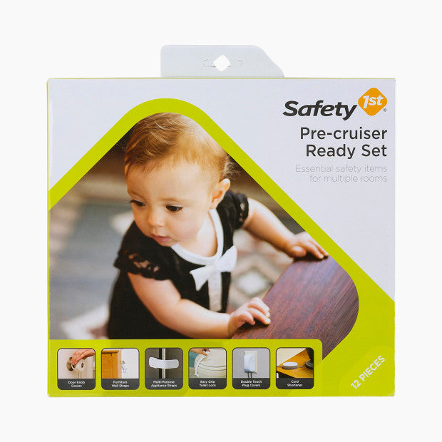 Safety 1st Pre-Cruiser Ready Safety Set