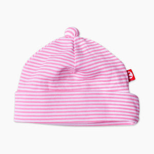 Zutano Candy Stripe Cotton Hat
