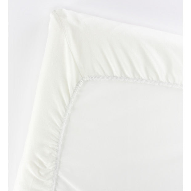 BabyBjorn Organic Fitted Sheet for Travel Crib Light