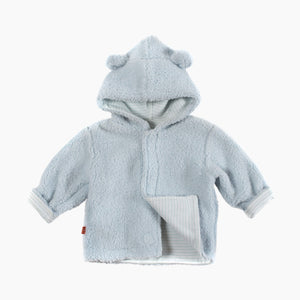 Magnetic Me Fleece Hooded Jacket