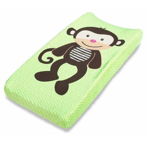 Summer Plush Pals Changing Pad Cover