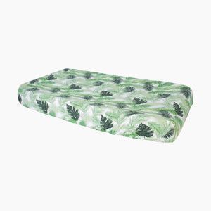 Bebe au Lait Cotton Muslin Changing Pad Cover