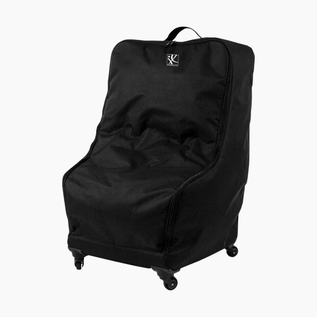 JL Childress Deluxe Spinner Wheelie Car Seat Bag