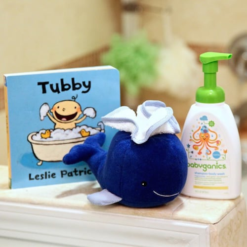 BabyList Essentials - Bath Time Gift Pack