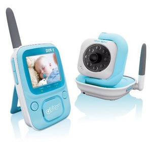 Infant Optics Infant Optics DXR-5 2.4 GHz Digital Video Baby Monitor with Night Vision