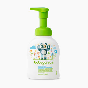 Babyganics Alcohol-Free Foaming Hand Sanitizer