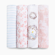 Load image into Gallery viewer, Aden + Anais Classic Swaddle (4 Pack)