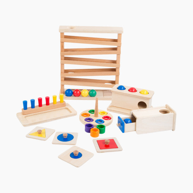 Monti Kids Level 4 Montessori Educational Toy Kit
