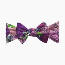 Load image into Gallery viewer, Baby Bling Printed Knot Headband