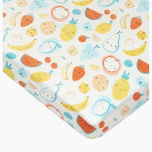 Load image into Gallery viewer, Loulou Lollipop Cotton & Bamboo Crib Sheet