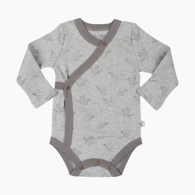 Finn + Emma Long Sleeve Bodysuit