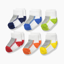 Load image into Gallery viewer, Jefferies Socks Performance Tech Quarter Socks (6 Pack)