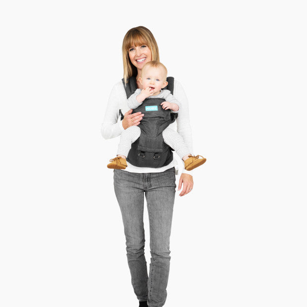 Moby 2-in-1 Carrier & Hip Seat