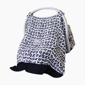 Itzy Ritzy Cozy Happens Infant Car Seat Canopy