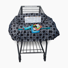 Load image into Gallery viewer, Boppy Shopping Cart And Restaurant High Chair Cover