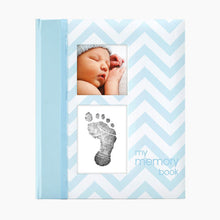 Load image into Gallery viewer, Pearhead Chevron Baby Book