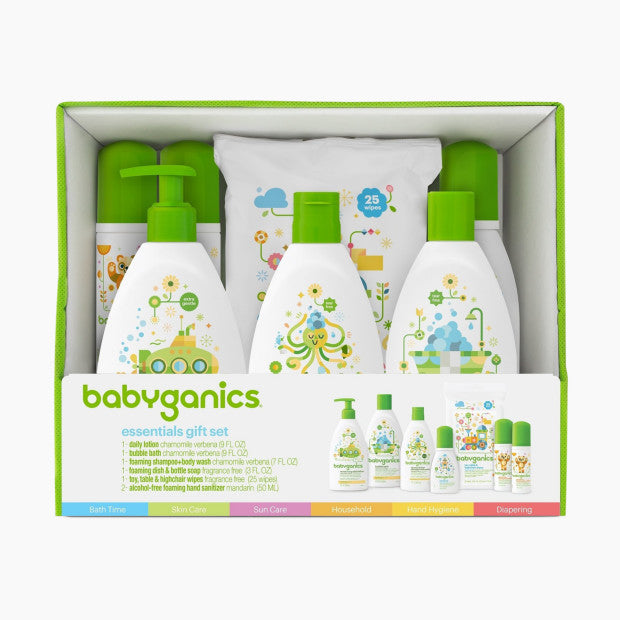 Babyganics Essentials Gift Set