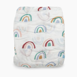 Loulou Lollipop Cotton & Bamboo Crib Sheet