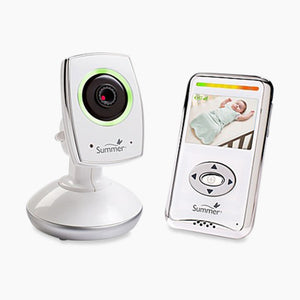 Summer Baby Zoom Wifi Video Monitor and Internet Viewing System