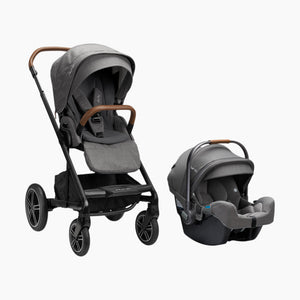 Nuna MIXX NEXT with Mag Buckle and PIPA Rx Travel System