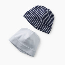 Load image into Gallery viewer, Tea Collection Baby Hat (2 Pack)