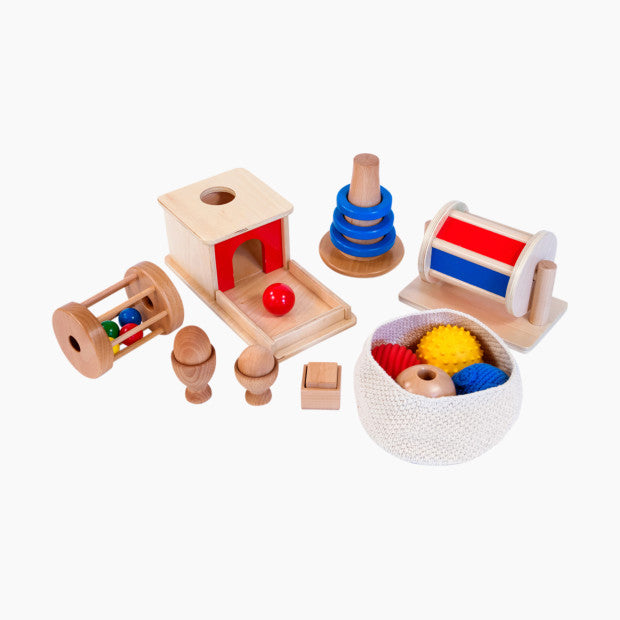 Monti Kids Level 3 Montessori Educational Toy Kit