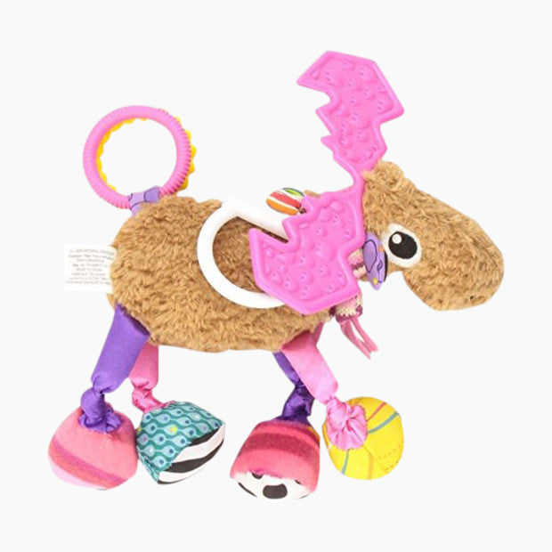 Lamaze Play & Grow Moose Stroller Toy