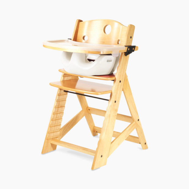 Keekaroo Height Right Highchair with Infant Insert and Tray