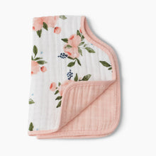 Load image into Gallery viewer, Little Unicorn Cotton Muslin Burp Cloth