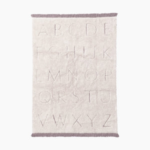 Lorena Canals RugCycled ABC Washable Rug