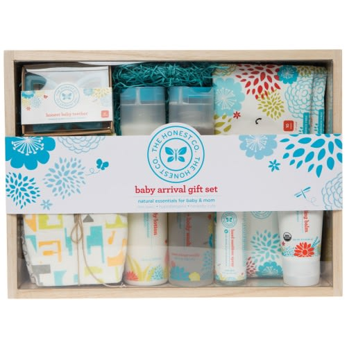 The Honest Company Honest Baby Arrival Gift Set