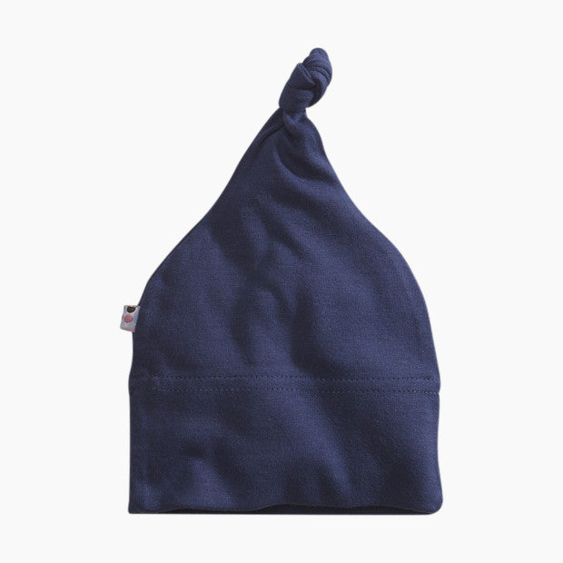 Babysoy Cotton Solid Beanie