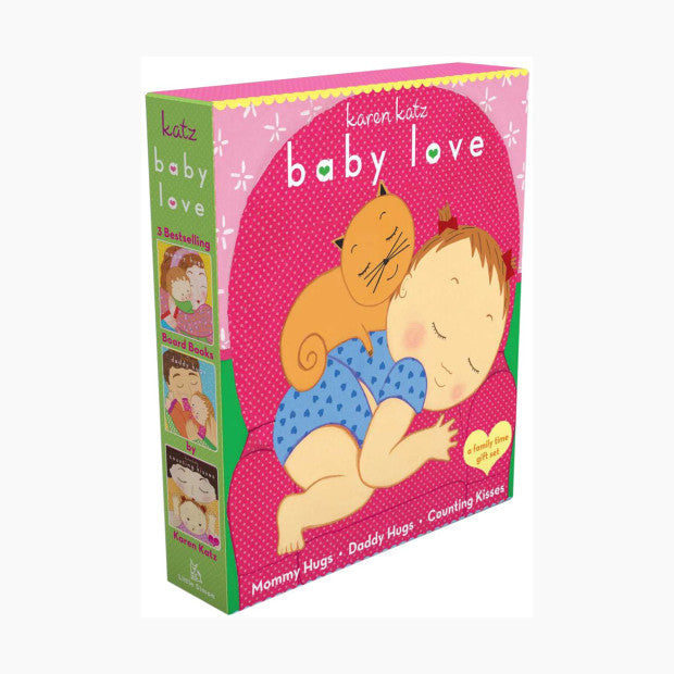 Baby Love: Mommy Hugs, Daddy Hugs, Counting Kisses