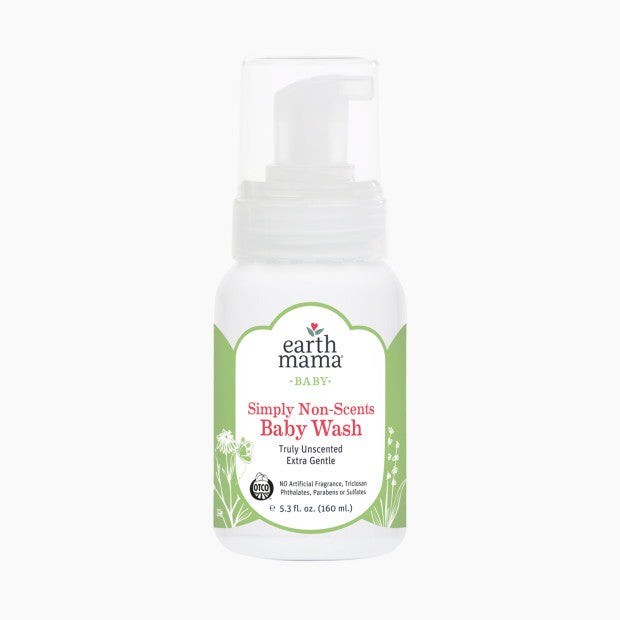Earth Mama Natural Non-Scents Baby Wash