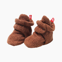 Load image into Gallery viewer, Zutano Cozie Fleece Baby Booties