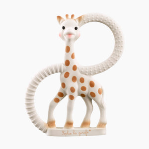 Vulli Sophie the Giraffe So'Pure Vanilla Teether Duet (Set Of 2)