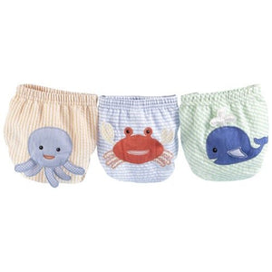 Baby Aspen Beach Bums Diaper Covers (3 Pack)