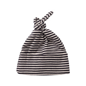 Nature's Basics Newborn Hat - Navy