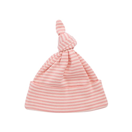Nature's Basics Newborn Hat - Pink