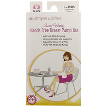 Load image into Gallery viewer, Simple Wishes Hands Free Breastpump Bra