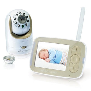 Infant Optics Infant Optics DXR-8 Video Baby Monitor - White/Beige