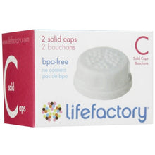Load image into Gallery viewer, Lifefactory Lifefactory Silicone Nipples/Caps