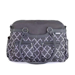 JJ Cole JJ Cole Satchel Diaper Bag