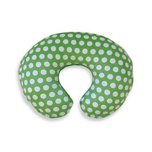 Load image into Gallery viewer, Boppy Fresh Fashion Slipcover - Green Dots