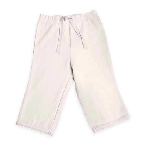 Organic Basics Pants - White