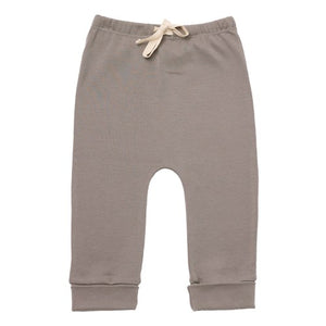 Nature's Basics Pants - Solid Gray