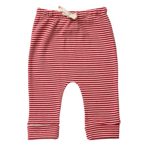 Nature's Basics Pants - Pink Stripes