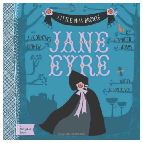 Jane Eyre: A BabyLit Counting Primer